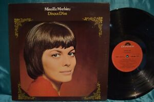Mireille Mathieu Disque D'or LP