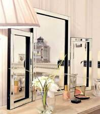 Modern Design Glass Venetian Dressing Table Mirror 1Ft10 X 2Ft7 54cm X 77cm