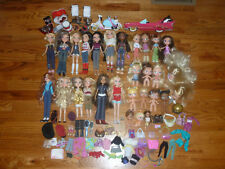 Bratz Babyz Kidz Liv 26 Doll Lot Clothing Accessories Drums Purses Chairs MGA