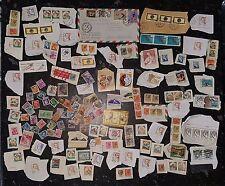 Italie Mixte incontrôlée timbres (NoL327)