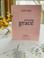 New Philosophy Amazing Grace Perfume Sample Spray