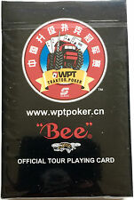 VINTAGE 2008 WPT WORLD POKER TOUR OFFICIAL PLAYING CARDS ASIA ~ NEW & SEALED