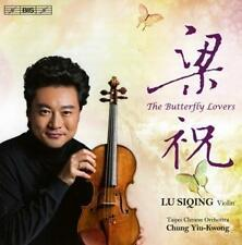 The Butterfly Lovers von Yiu-Kwong,Taipei Chinese Orchestra,Siqing SACD