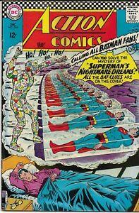 ACTION COMICS #344 - Back Issue Fine Minus (5.0)