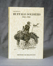 Buffalo Soldiers in New Mexico - Book by Billington - Many Illustrations