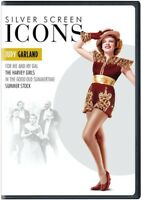 Silver Screen Icons: Judy Garland [New DVD] Boxed Set