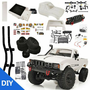 REAL AUSSIE| WPL C24 1/16 2.4G 4WD Crawler Truck RC Car KIT Full Proportional