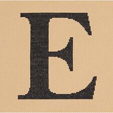 "New listing Nip Dimensions counted cross stitch kit 'Alphabet' 12"" X 12"""