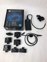 HP Ultrabook Notebook  PCs Compatible Smart 65W Travel AC Adapter AU155AA#ABA  +