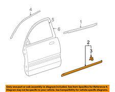 KIA OEM 06-10 Optima FRONT DOOR-Body Side Molding Left 877112G000