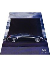 2005 Infiniti G35 Coupe 2-page - Vintage Advertisement Car Print Ad J413