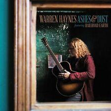 WARREN HAYNES - ASHES & DUST - 2LP VINYL NEW SEALED 180 GRAM - 2015