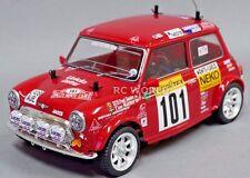 TAMIYA 1/10 RC Car MINI COOPER MONTE CARLO M05 2.4GHZ RED -RTR-