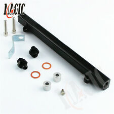 Upgrade High Flow Top Feed Injector Fuel Rail For Mitsubishi Lancer EVO 4-9 4G63