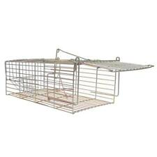 Rentokil Rat Rodent Wire Cage Trap - Poison-Free Catch & Release Small Mammals