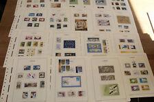 Europa CEPT Jahrgang 2008 Der Brief postfrisch komplett (S909)