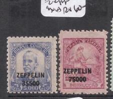 Brazil Zeppelin SC C29-30 MNH (4dif)