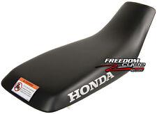 NEW GENUINE OEM 01-05 HONDA TRX250EX 250 EX RED COMPLETE SEAT 77100-HN6-A00ZA