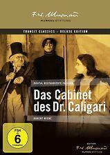 DAS CABINET DES DR.CALIGARI  DVD NEU