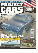 CAR CRAFT, WINTER,2013 ( BEST OF THE BEST * PROJECT CARS * HOW TO PAINT YOUR CAR
