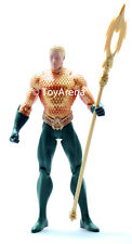 LOOSE The New 52 Aquaman from Super Heroes Vs Super-Villains Set DC Collectibles