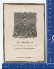 SS. CROCEFISSO - A. P. Roma Via di Pantaleo n. 14 - MOLTO RARA - 28141