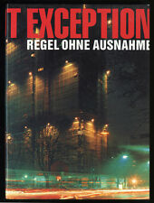 Lewis Baltz: Rule Without Exception - Regel ohne Ausnahme, 1993, German Edition