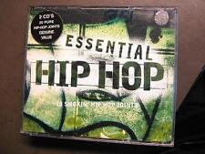 Essential hip-hop-Beechwood Records Sampler - 2 CD-RUN DMC 2 PAC code red