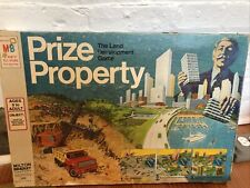 Prize Property Board Game-Complete