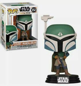 Funko POP! Star Wars The Mandalorian Covert Mandalorian New 352