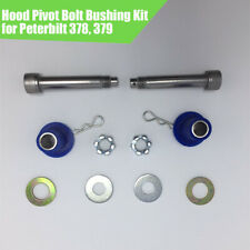 23-15273 Engine Hood Hinge Pivot Bolt Hinge Bushings Kit for Peterbilt 378 379