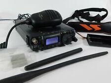 Yaesu FT-817ND Ham Radio Transceiver w/ Accessories (great condition)