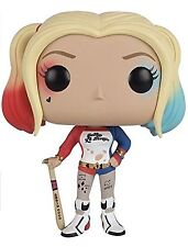 Harley Quinn Suicide Squad Pop Funko Movies Vinyl Action Figure Collectible Toy