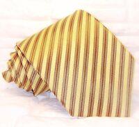 Cravatta , Nuova, Made in Italy, 100% seta, qualità superiore ! Morgana