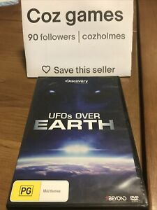 UFO's 🛸 Over Earth Discovery Channel Documentary Series Rare Australian Release