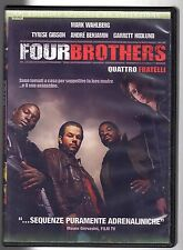 dvd FOUR BROTHERS Quattro fratelli T. GIBSON, A. BENJAMIN, G. HEDLUND