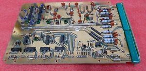 HP 08640-60023 D-1339-4 Circuit Board, Qty - 1pc