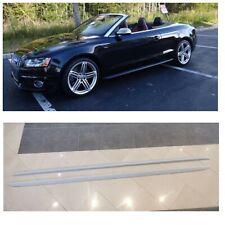 Seitenschweller für Audi A5 Leisten Seitenleisten S Line Schweller side kits R