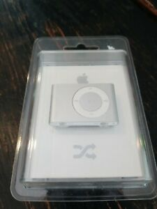 NEW Apple iPod Shuffle 2nd Generation 1GB Silver A1204 MB225LL/A SEALED