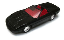 VOITURE MINIATURE CHEVROLET CORVETTE 1984 - SOLIDO - 1/43