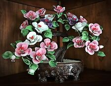 VINTAGE BEAUTIFUL CHINESE JADE PLANT IN EXCELLENT CONDITION
