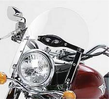 Kawasaki Windshield Vulcan 1600 Classic 02-08 Clear with Hardware K46001-323 CO