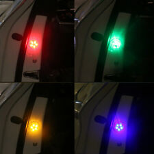 1pc Universal Car Door LED Opened Warning Flash Lights Kit Wireless Anti-collid