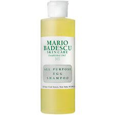 Mario Badescu All Purpose Egg Shampoo Skin Care 8 oz