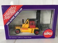 SIKU Kalmar Heavy forklift truck fork lift  MINT IN BOX