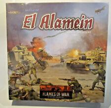 Flames of War:  Battle of El Alamein  OVP / MIB