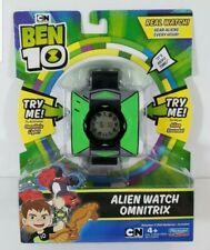 Ben 10 ~ OMNITRIX Alien Watch ~ Real Watch ~ Hear Aliens Every Hour ~ New