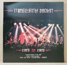 Twelfth Night: Live and Let Live [Vinyl Record LP]
