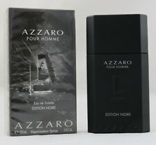 Azzaro Pour Homme Edition Noire 100 ml Eau de Toilette Spray Sonderangebot