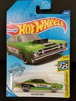 2020 Hot Wheels '68 Dodge Dart 70/250 HW SPEED GRAPHICS 5/10 MOPAR GOODYEAR